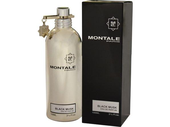 MONTALE PARIS BLACK MUSK by Montale EAU DE PARFUM SPRAY 3.4 OZ - Product Image
