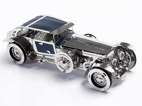 Metal Vehicle DIY Model Kit