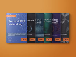 Pay What You Want: The Complete Amazon Web Services eBook Bundle