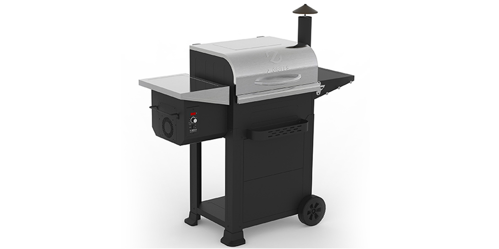 Z Grills 6002E Ultimate Flame Pellet Grill, on sale for $379 (11% off)