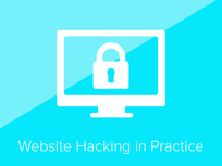 Website Hacking Techniques In Practice - Product Image