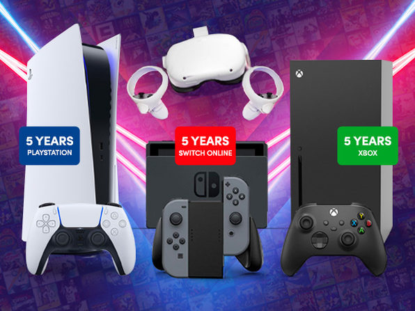 Win Over $5k of Consoles and Gear from PlayStation, Xbox, Nintendo, Oculus, Sony & Bose