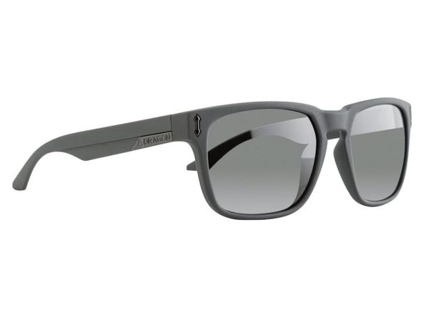 Dragon Alliance Monarch 5519002 Sunglasses, Matte Black/Grey - Matte Grey