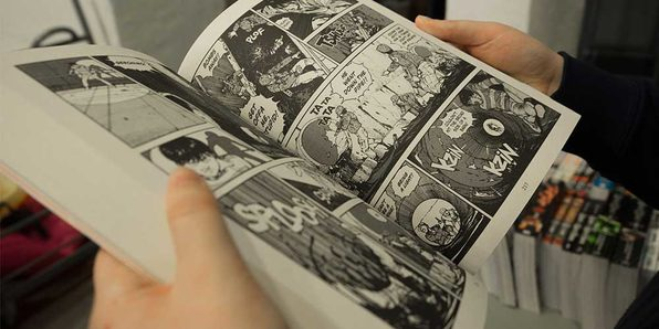 Manga Art Academy: Anime and Manga Character Drawing Course - Product Image