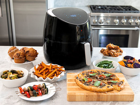 Yedi® Total Package 5.8Qt Air Fryer