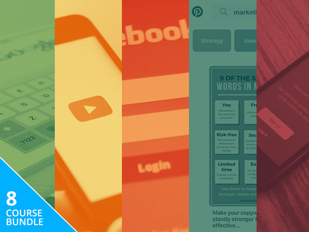 From Facebook Ads to Content Marketing, This 25-Hour Bundle Will Show You How to Market in the 21st Century