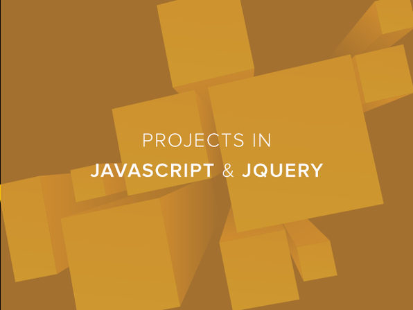 Projects in JavaScript & JQuery - Product Image