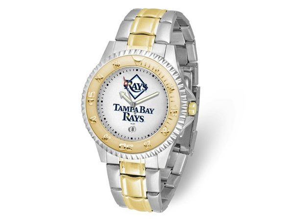 MLB Mens Tampa Bay Rays Competitor Watch - Product Image