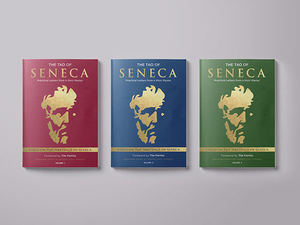 Inspire Yourself with Three Volumes of Essential Stoic Writing, Starring Seneca