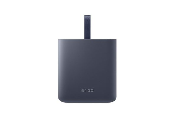 Samsung Battery Pack Type-C Fast Charge, 5,100mAh - Navy Blue (Renewed)
