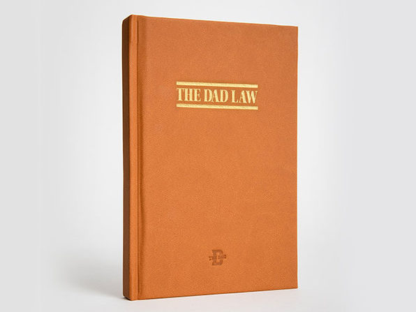 The Dad Law Book