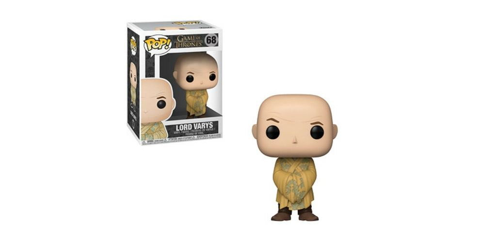 Funko POP – Lord Varys – Game of Thrones S9 – Vinyl Collectible Figure, on sale for $14.94 (9% off)