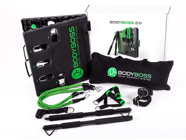 BodyBoss 2.0 Portable Home Gym