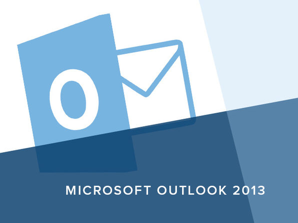 Learn Microsoft Outlook 2013 - Product Image