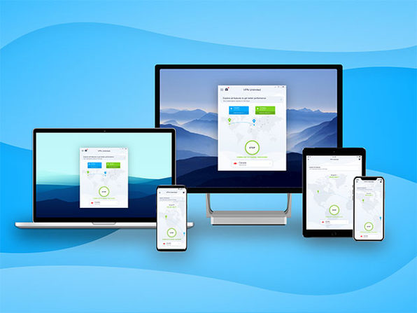 KeepSolid VPN Unlimited: 3-Yr Subscription