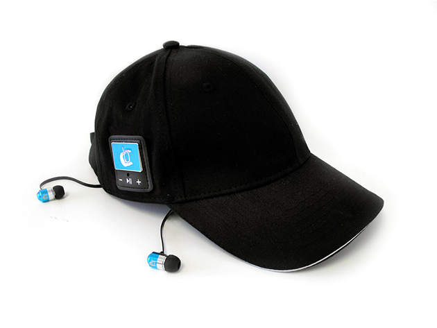 Bluetooth Running Cap Stacksocial