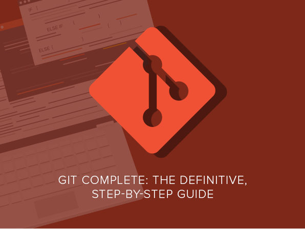 Git Complete: The Definitive, Step-By-Step Guide - Product Image