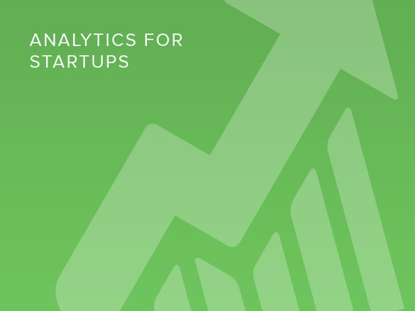 Analytics for Startups - Product Image