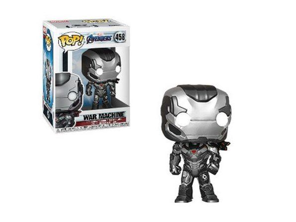 War Machine Funko POP - Avengers Endgame In Stock
