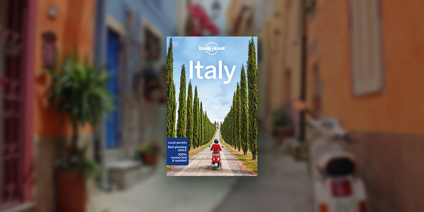Italy Travel Guide - Product Image