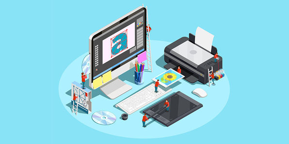 Master Popular Graphic Design Projects - Product Image