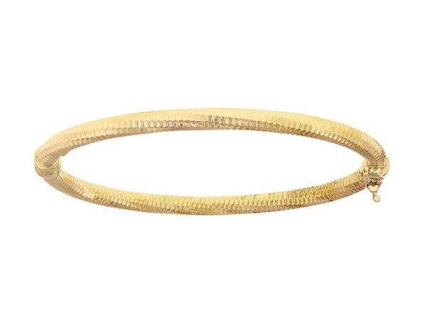 Christian Van Sant Italian 14k Yellow Gold Bracelet CVB9LRJ