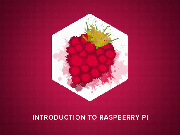 Introduction to Raspberry Pi - Product Image