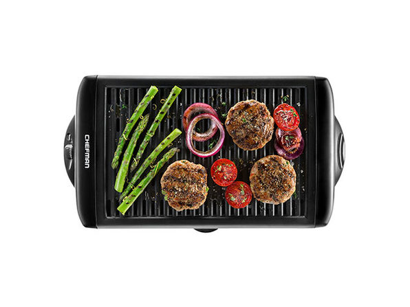 Chefman Electric Smokeless Indoor Grill Stacksocial