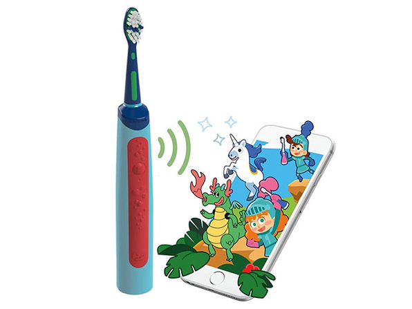 Playbrush Smart Sonic Electric Toothbrush for Kids