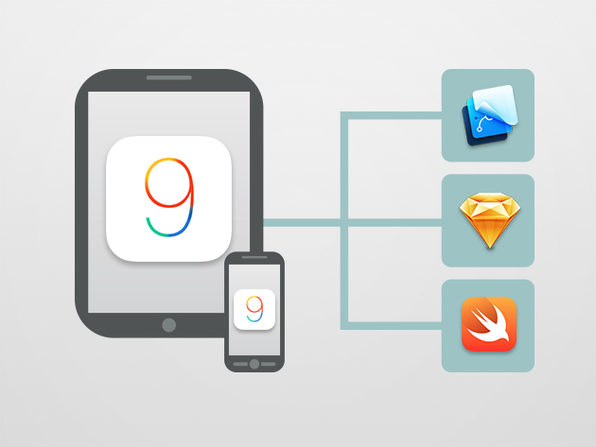 Full Stack iOS 9 School - Product Image