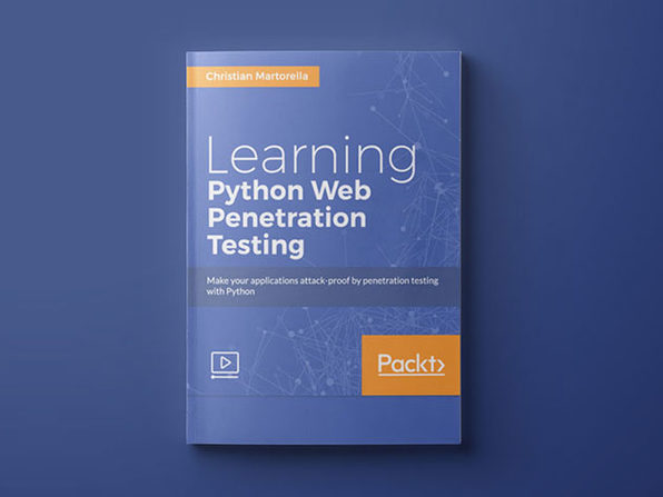 Learning Python Web Penetration Testing