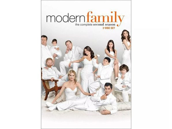 Modern Family: The Complete Second Season (DVD)