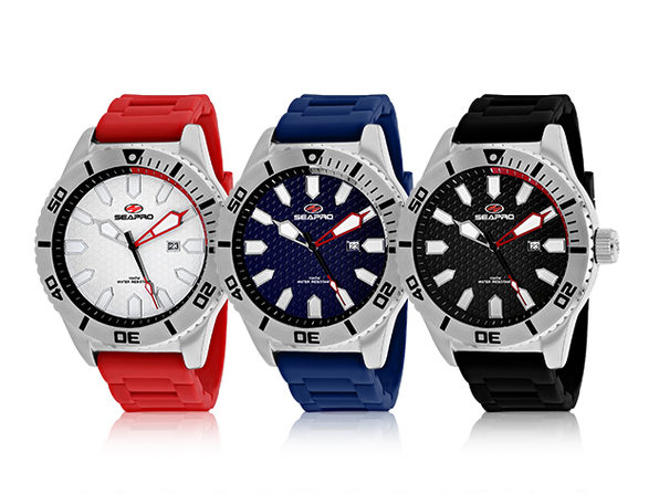 Seapro Men's Brigade Watch