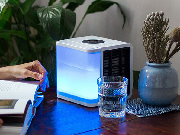evaLIGHT Plus: Personal Air Cooler