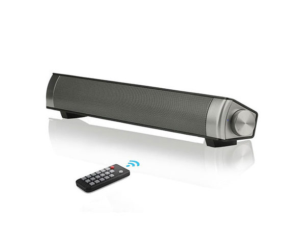 Bluetooth Hi-Fi SoundBar with Remote