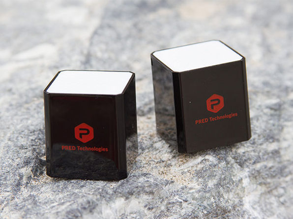 The Cube Stereo Bluetooth Speaker: 2-Pack