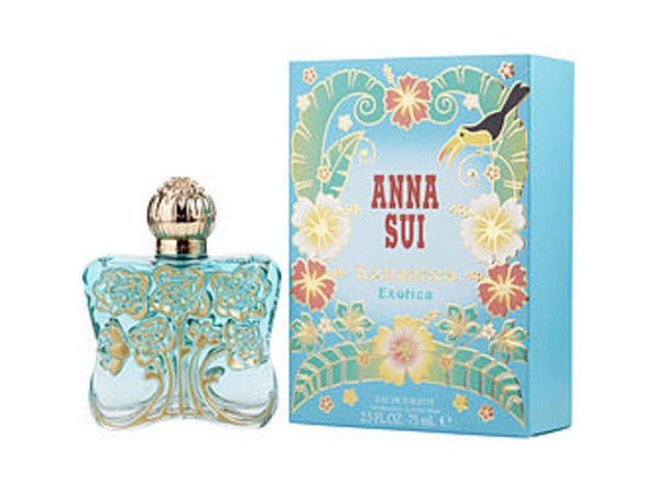 ROMANTICA EXOTICA by Anna Sui EDT SPRAY 2.5 OZ For WOMEN - Product Image