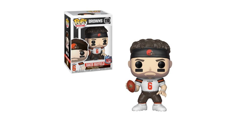 Funko POP – Draft – Baker Mayfield – Vinyl Collectible Figure, on sale for $17.23 (9%)