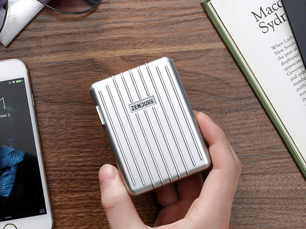 Zendure 40W Max A-Series 4-Port USB Travel Wall Charger