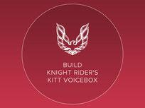 Build Knight Rider's KITT Voicebox - Product Image