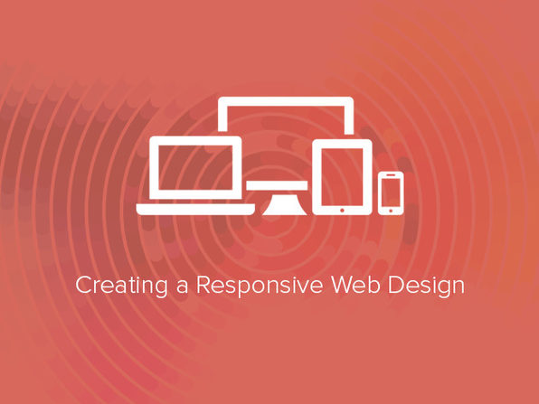 Creating Responsive Web Design - Product Image