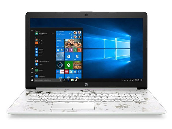 "HP 15.3"" Touch Laptop AMD Ryzen 5, 1TB - White (Certified Refurbished)"