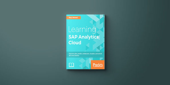 Learning SAP Analytics Cloud - Product Image