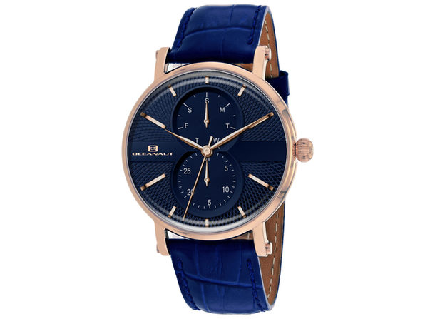 Oceanaut Men's Lexington Blue Dial Watch - OC0343