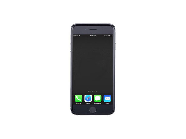 Refurbished iPhone 6 16 GB Space Gray GSM- Good Condition - Product Image