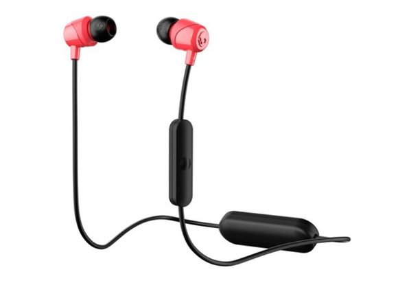 Skullcandy Jib Wireless Earbuds (Black/Red)