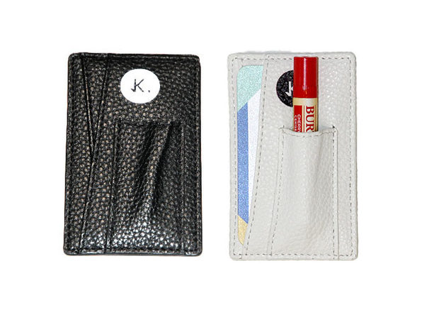 Credit Card Holder: 2-Pack (Danger Black & Lightspeed White)