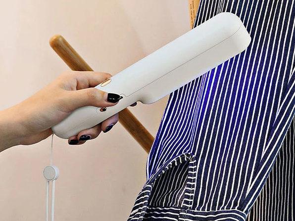 Portable Rechargeable UV-C Sterilizer Wands: 3-Pack