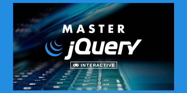 Interactive jQuery Tutorial: Learn jQuery Step-by-Step - Product Image