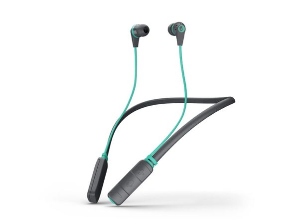 Skullcandy Ink'd® Wireless Earbuds (Grey/Miami)